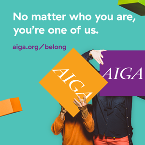 Join AIGA today