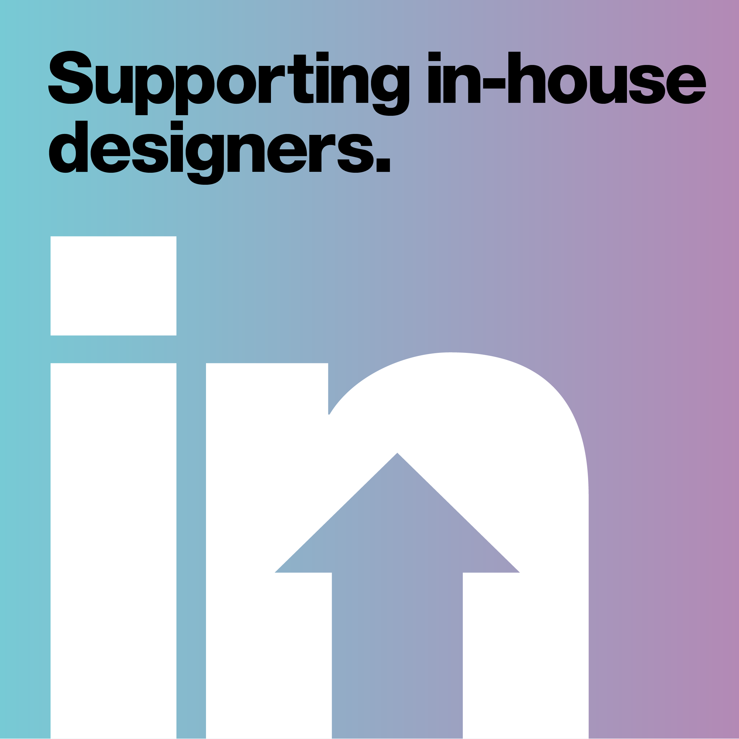 AIGA's In-house INitiative